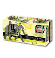 Battler Lemon Black Tea 25 Tea Bags