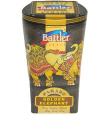 Golden Elephant 100g Tin Caddy