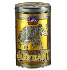 Gold Elephant 150g Tin Caddy