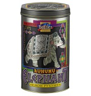 Ruhunu Elephant 100 g Tin Caddy