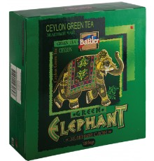 Green Elephant 100 Tea Bags