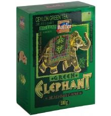 Green Elephant 100 g Loose Leaf Tea