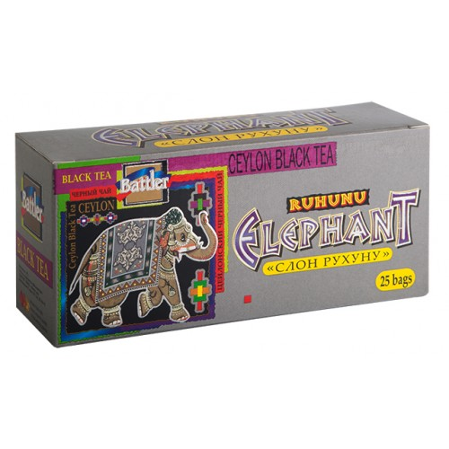 Ruhunu Elephant 25 x 2 g