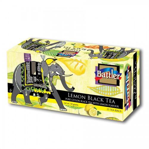 Battler Lemon Black Tea 25 Tea Bags