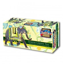 Battler Lemon Green 25 Tea Bags