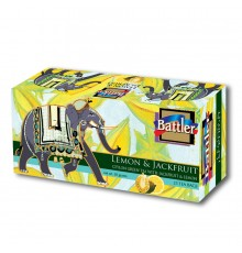 Battler Lemon Jack Fruit 25 Tea Bags
