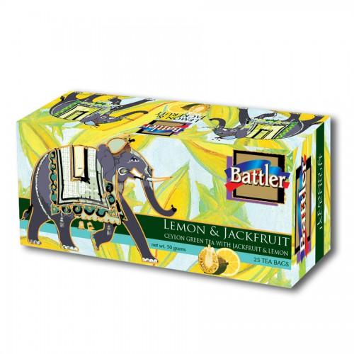 Battler Lemon Jack Fruit 25 Tea Bags