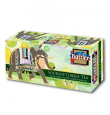 Battler Soursop 25 Tea Bags