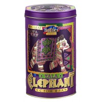 Yala Elephant 100 g Tin Caddy