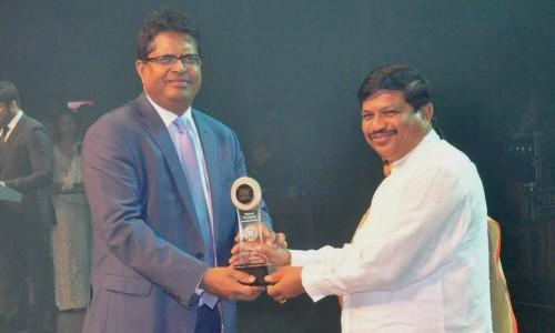 Sri Lanka Tea Board Award - 2016
