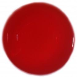 Bright red orange