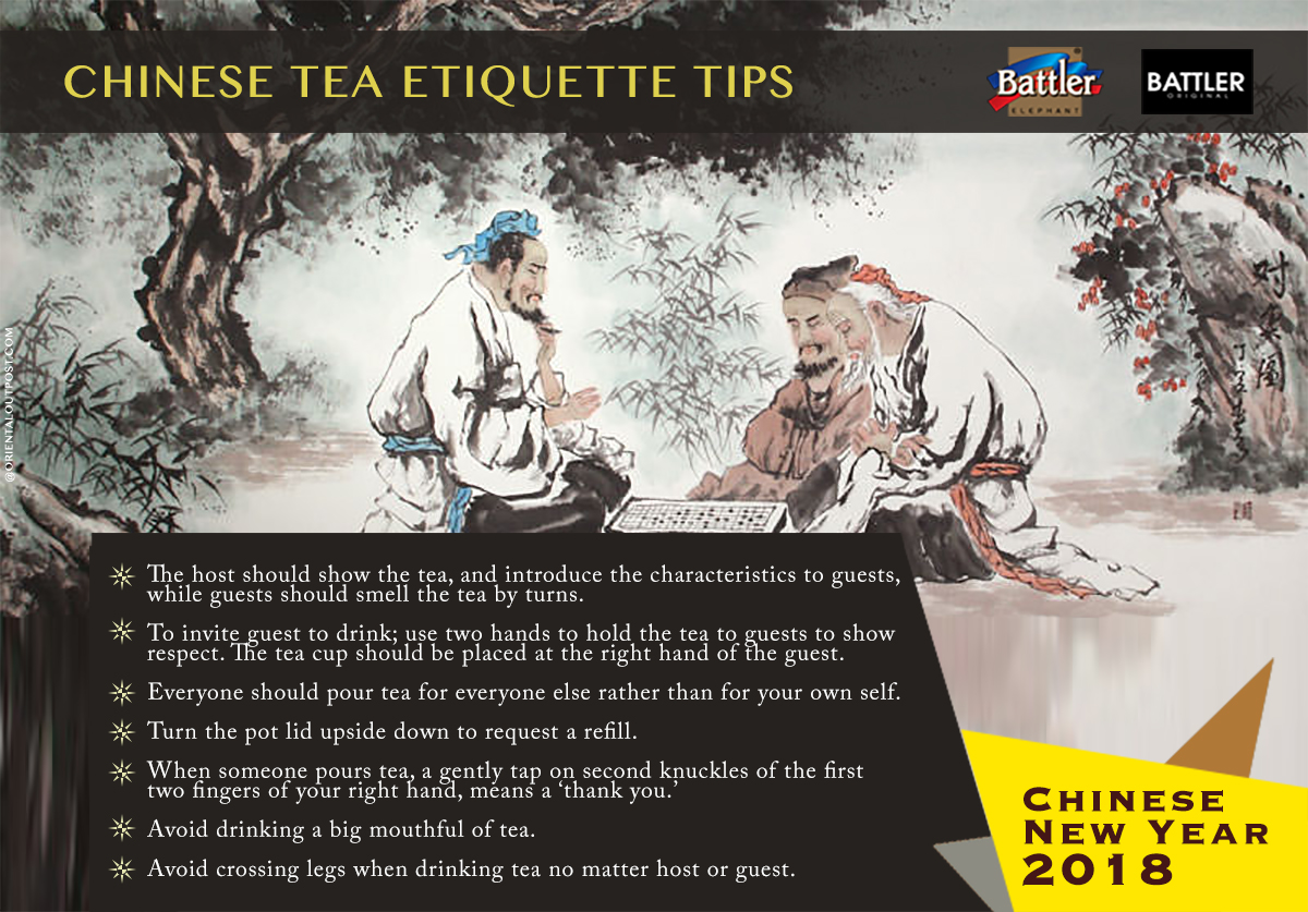 Serving Tea Is A Custom In China Tradition They Follow With Etiquette Too